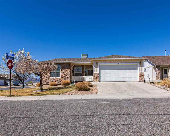 575 Gable Court, Grand Junction, CO 81501 (MLS #20211589) :: CENTURY 21 CapRock Real Estate