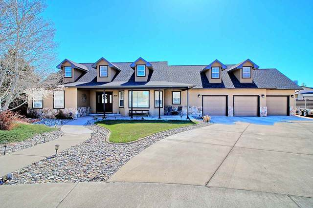 2137 Village Circle Court, Grand Junction, CO 81507 (MLS #20211597) :: The Kimbrough Team | RE/MAX 4000