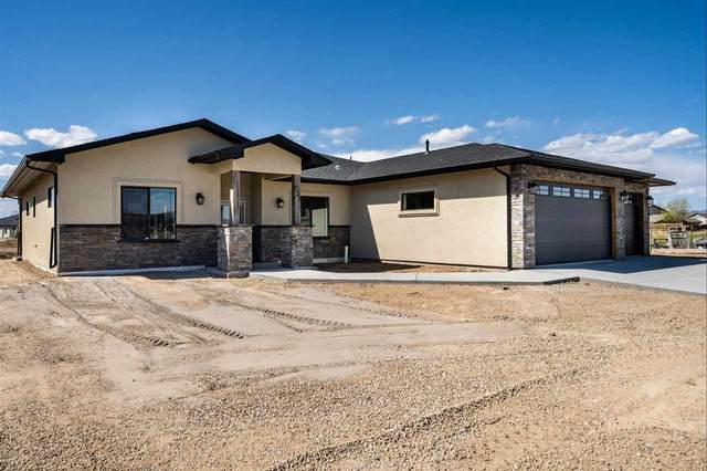 753 Kayenta Way, Fruita, CO 81521 (MLS #20211602) :: Lifestyle Living Real Estate