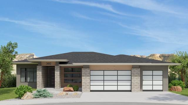435 Renaissance Court, Grand Junction, CO 81507 (MLS #20211605) :: Western Slope Real Estate