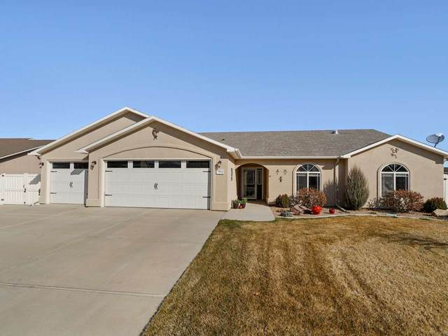 1057 Ed Court, Fruita, CO 81521 (MLS #20211607) :: The Kimbrough Team | RE/MAX 4000