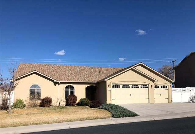 162 Sun Hawk Drive, Grand Junction, CO 81503 (MLS #20211611) :: The Kimbrough Team | RE/MAX 4000