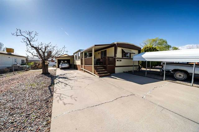 531 Garfield Drive, Grand Junction, CO 81504 (MLS #20211620) :: The Kimbrough Team | RE/MAX 4000