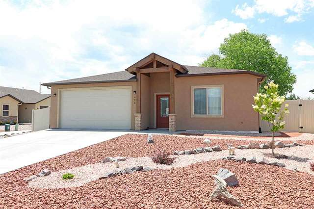455 Arenosa Street, Grand Junction, CO 81504 (MLS #20211622) :: The Kimbrough Team | RE/MAX 4000