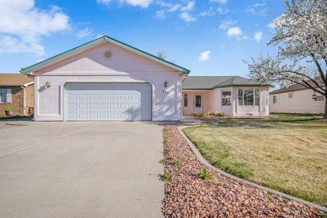 275 W Meadow Avenue, Fruita, CO 81521 (MLS #20211623) :: The Kimbrough Team | RE/MAX 4000