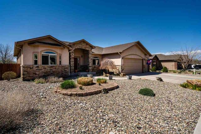 887 San Gabriel Street, Fruita, CO 81521 (MLS #20211624) :: The Kimbrough Team | RE/MAX 4000