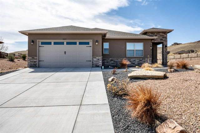 2687 Whisper Court, Grand Junction, CO 81503 (MLS #20211631) :: The Kimbrough Team | RE/MAX 4000