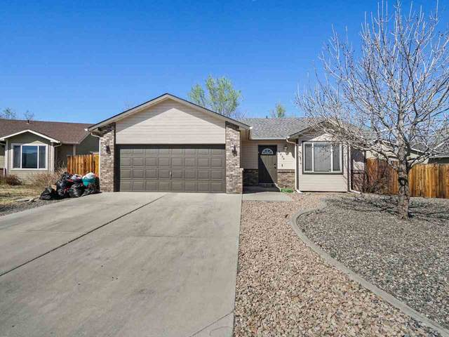 3294 Columba Drive, Clifton, CO 81520 (MLS #20211636) :: The Christi Reece Group
