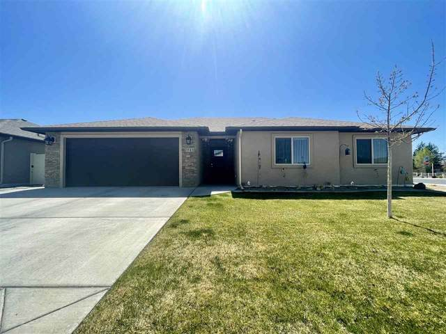 2985 May Drive, Grand Junction, CO 81504 (MLS #20211640) :: The Christi Reece Group