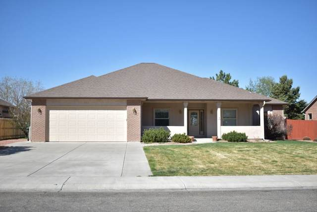 2517 Falls View Circle, Grand Junction, CO 81505 (MLS #20211641) :: The Kimbrough Team | RE/MAX 4000