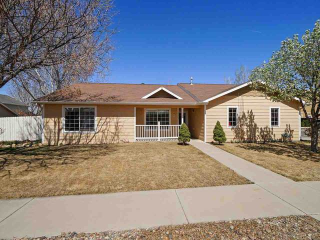 2980 1/2 Redbud Court, Grand Junction, CO 81504 (MLS #20211646) :: CENTURY 21 CapRock Real Estate