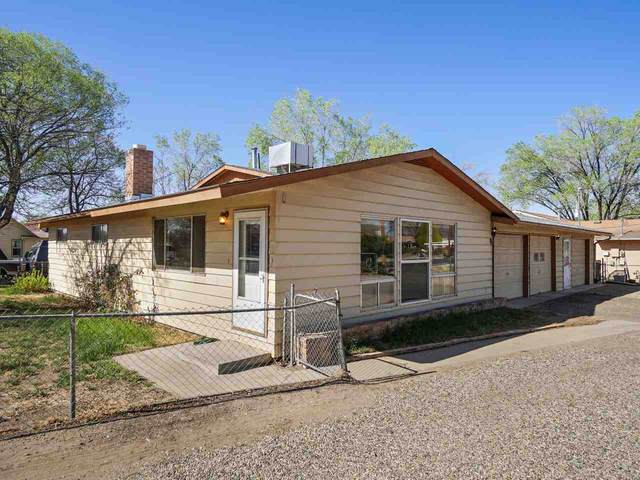 2875 Orchard Avenue, Grand Junction, CO 81501 (MLS #20211648) :: The Grand Junction Group with Keller Williams Colorado West LLC