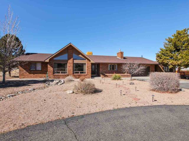 2242 Codels Canyon Drive, Grand Junction, CO 81507 (MLS #20211650) :: The Grand Junction Group with Keller Williams Colorado West LLC
