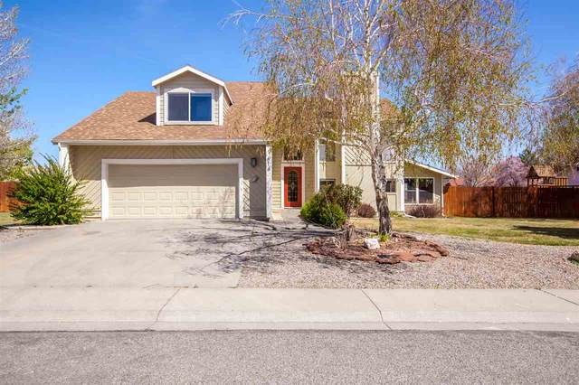 614 Wagon Way, Grand Junction, CO 81504 (MLS #20211658) :: The Christi Reece Group