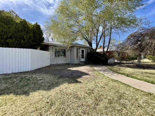1901 N 7th Street, Grand Junction, CO 81501 (MLS #20211663) :: The Grand Junction Group with Keller Williams Colorado West LLC