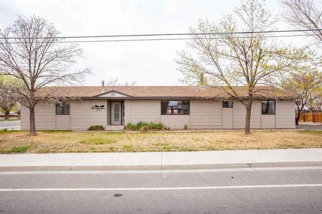 317 S Pine Street, Fruita, CO 81521 (MLS #20211679) :: The Christi Reece Group