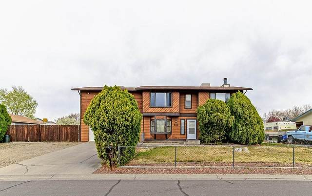 3118 Chipeta Avenue, Grand Junction, CO 81504 (MLS #20211682) :: The Christi Reece Group