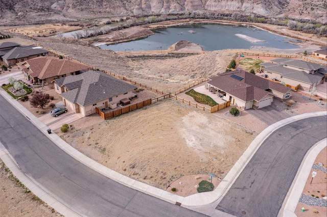 2675 Bangs Canyon Drive, Grand Junction, CO 81503 (MLS #20211684) :: The Christi Reece Group
