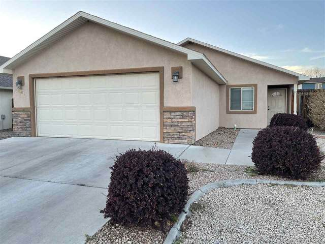 2906 Walnut Avenue, Grand Junction, CO 81504 (MLS #20211685) :: The Christi Reece Group