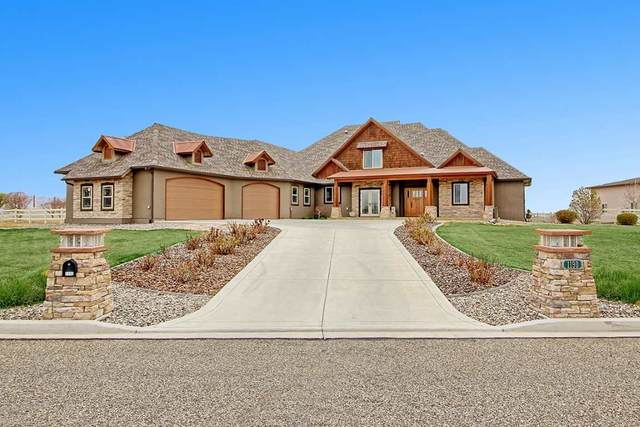 1190 E Via Le Paz Drive, Fruita, CO 81521 (MLS #20211688) :: The Christi Reece Group