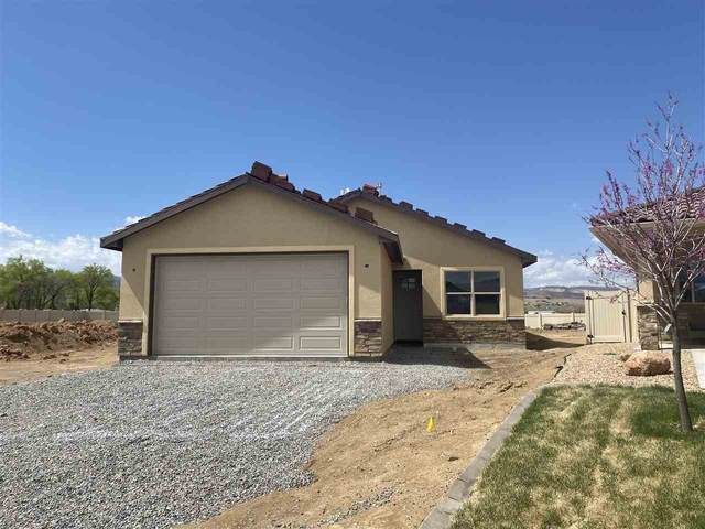 211 Kelso Mesa Drive, Grand Junction, CO 81503 (MLS #20211689) :: The Joe Reed Team