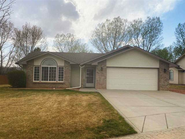 665 Kapota Street, Grand Junction, CO 81505 (MLS #20211690) :: The Grand Junction Group with Keller Williams Colorado West LLC