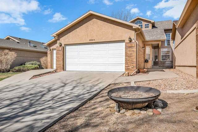 1533 Crest View Way #9, Grand Junction, CO 81506 (MLS #20211693) :: The Grand Junction Group with Keller Williams Colorado West LLC