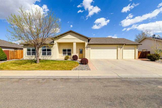 2504 Hayes Drive, Grand Junction, CO 81505 (MLS #20211696) :: The Grand Junction Group with Keller Williams Colorado West LLC