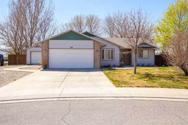 519 Sabra Street, Grand Junction, CO 81504 (MLS #20211697) :: The Christi Reece Group