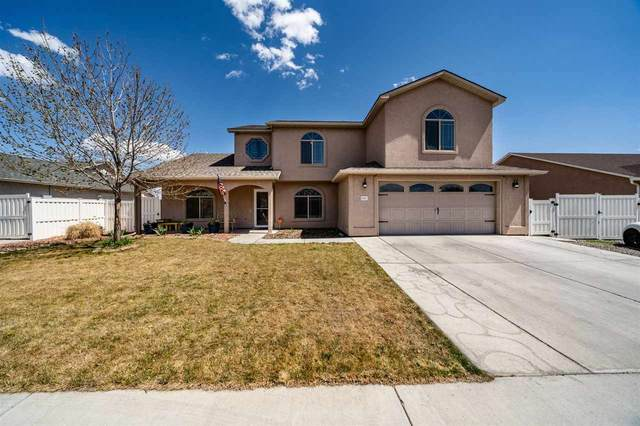 282 Snyder Creek Drive, Grand Junction, CO 81503 (MLS #20211704) :: The Joe Reed Team