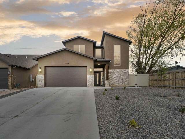 2498 Apex Avenue B, Grand Junction, CO 81505 (MLS #20211707) :: The Grand Junction Group with Keller Williams Colorado West LLC