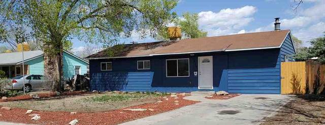 2100 Kennedy Avenue, Grand Junction, CO 81501 (MLS #20211708) :: The Joe Reed Team