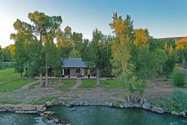 22579 Uncompahgre Road, Montrose, CO 81403 (MLS #20211713) :: The Kimbrough Team | RE/MAX 4000