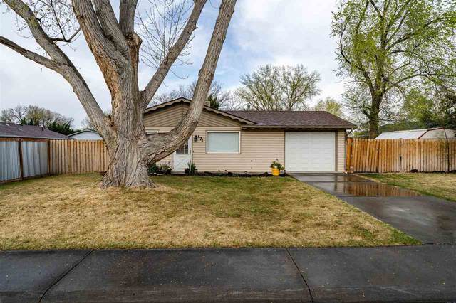 471 Seminole Court, Grand Junction, CO 81504 (MLS #20211714) :: The Christi Reece Group