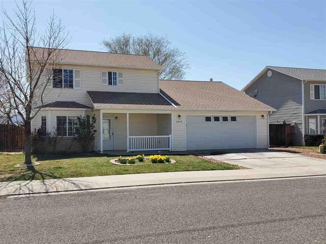 2979 Summerbrook Drive, Grand Junction, CO 81504 (MLS #20211717) :: The Christi Reece Group