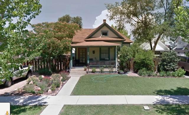 536 Teller Avenue, Grand Junction, CO 81501 (MLS #20211720) :: The Joe Reed Team