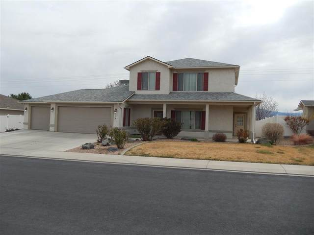 174 Sun Hawk Drive, Grand Junction, CO 81503 (MLS #20211726) :: The Joe Reed Team