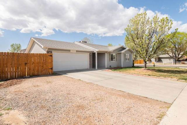 3149 Cross Canyon Lane, Grand Junction, CO 81504 (MLS #20211729) :: The Grand Junction Group with Keller Williams Colorado West LLC