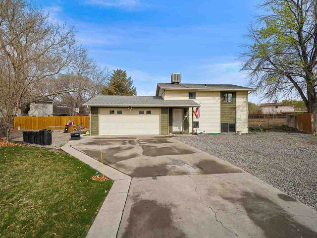 633 Jason Court, Grand Junction, CO 81504 (MLS #20211731) :: The Kimbrough Team | RE/MAX 4000