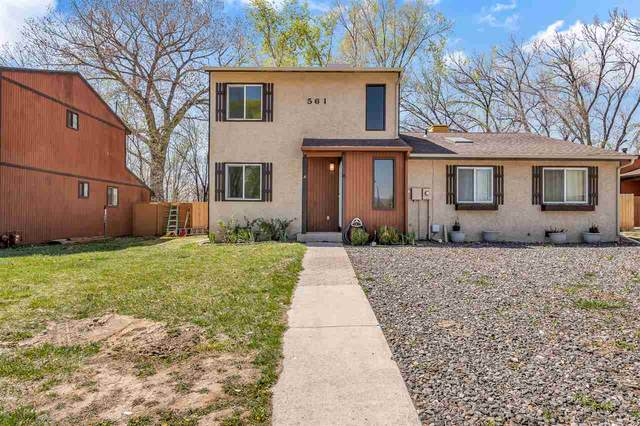561 'A' W Good Hope Circle Unit 'A', Clifton, CO 81520 (MLS #20211733) :: The Grand Junction Group with Keller Williams Colorado West LLC