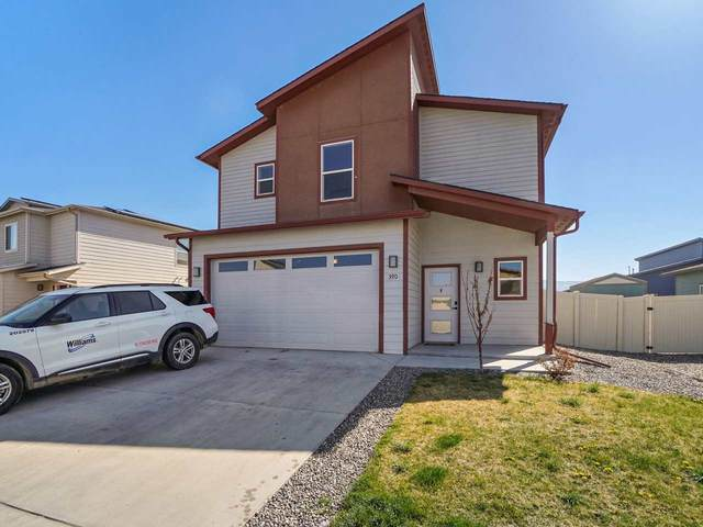 390 Green River Drive, Grand Junction, CO 81504 (MLS #20211734) :: The Christi Reece Group