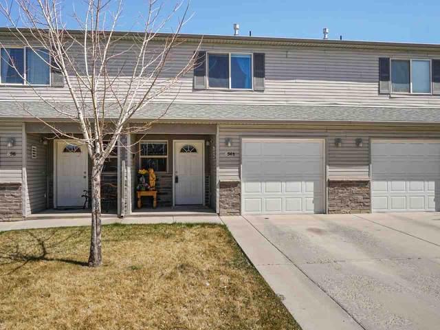 654 1/2 Serenity Lane, Grand Junction, CO 81505 (MLS #20211735) :: The Christi Reece Group