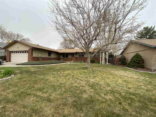 2401 Pheasant Run Circle, Grand Junction, CO 81506 (MLS #20211737) :: The Joe Reed Team