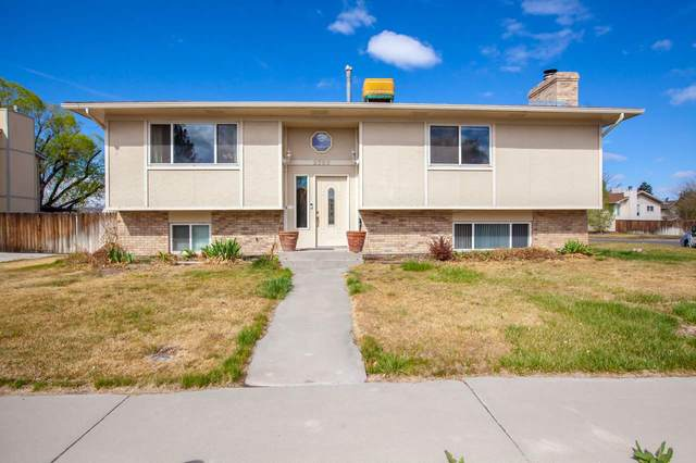 2305 Pheasant Run Circle, Grand Junction, CO 81506 (MLS #20211740) :: The Joe Reed Team