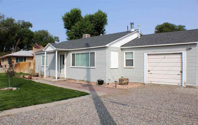 2894 Orchard Avenue, Grand Junction, CO 81501 (MLS #20211741) :: The Christi Reece Group