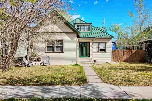 1038 Rood Avenue, Grand Junction, CO 81501 (MLS #20211742) :: The Danny Kuta Team