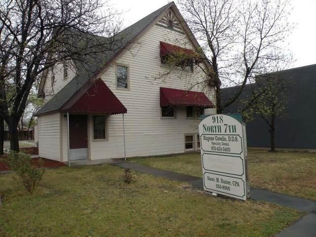 918 N 7th Street, Grand Junction, CO 81051 (MLS #20211747) :: The Christi Reece Group