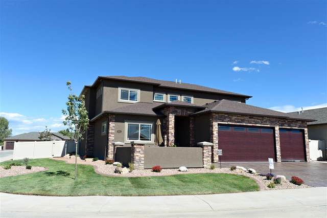 912 Kami Circle, Grand Junction, CO 81506 (MLS #20211750) :: The Grand Junction Group with Keller Williams Colorado West LLC