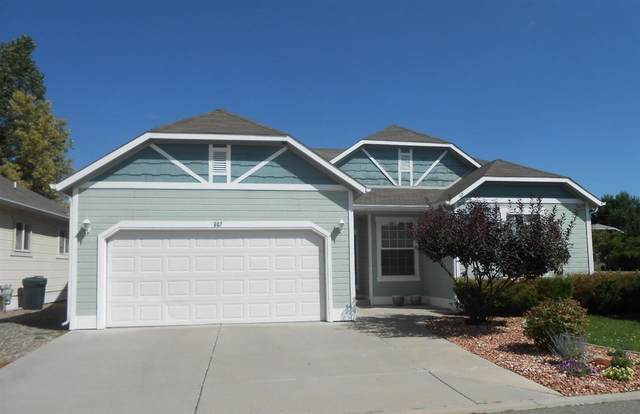 607 Cottage Meadows Court, Grand Junction, CO 81504 (MLS #20211751) :: The Christi Reece Group