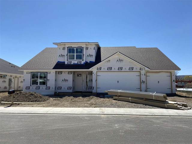 2365 Golden Apple Drive, Grand Junction, CO 81505 (MLS #20211760) :: The Danny Kuta Team